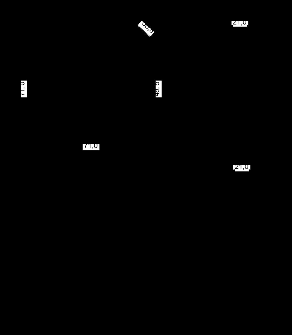 Габаритные размеры выключателя Valena