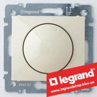 Светорегулятор поворотный Legrand Valena 40-400Вт 774161 (слоновая кость)