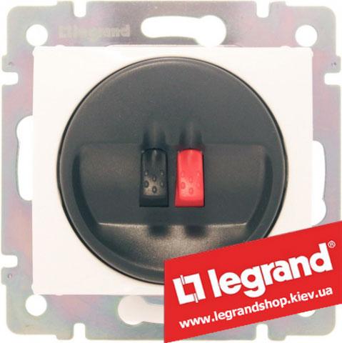 Акустическая розетка Legrand Valena 774223 (белая)