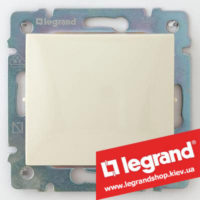 Переключатель промежуточный Legrand Valena 10А (крест) 774307 (слоновая кость)