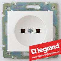 Розетка без заземления 16А Legrand Valena 774416 (белая)Розетка без заземления Legrand Valena 16А 774416 (белая)