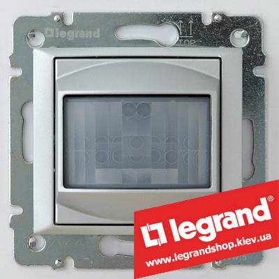 Датчик движения Legrand Valena 770228 (алюминий)