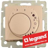 Терморегулятор для систем «Теплый пол» Legrand Valena 774191 (слоновая кость)
