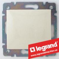 Кнопка Legrand Valena 10А 774311 (слоновая кость)