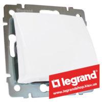 Вывод кабеля Legrand Valena 774447 (белый)