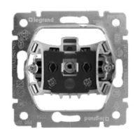 Механизм розетки без заземляющего контакта 16 А 775916