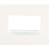 Накладка компьютерной розетки Legrand Galea Life Белая (арт.777075)