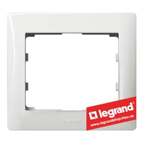Рамка 1-я Legrand Galea Life 771001 (белая)