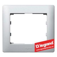 Рамка 1-я Legrand Galea Life 771301 (алюминий)