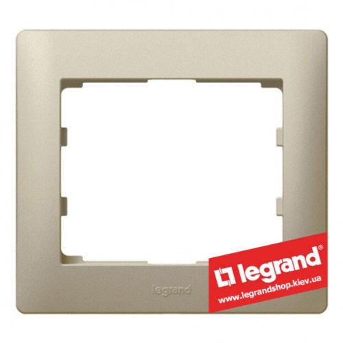 Рамка 1-я Legrand Galea Life 771401 (титан)