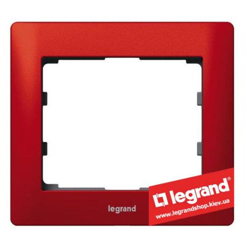 Рамка 1-я Legrand Galea Life 771901 (магический красный)