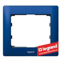 Рамка 1-я Legrand Galea Life 771911 (магический синий)