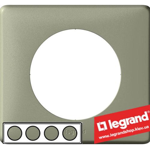 Рамка 4-я Legrand Celiane 68644 (сафари)