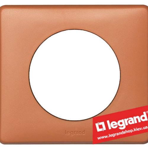 Рамка 1-я Legrand Celiane 68651 (корица)