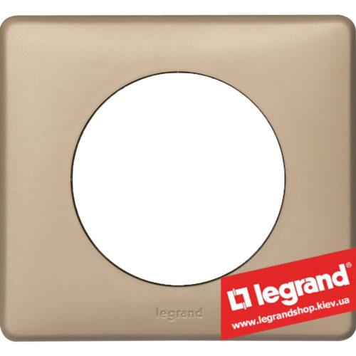 Рамка 1-я Legrand Celiane 68661 (имбирь)