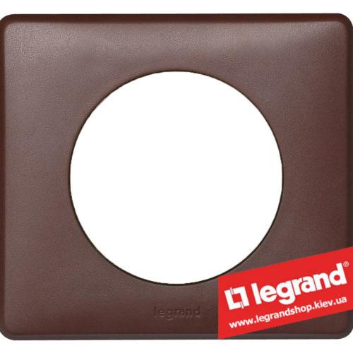 Рамка 1-я Legrand Celiane 68681 (мускат)