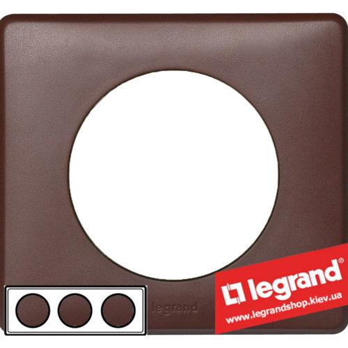 Рамка 3-я Legrand Celiane 68683 (мускат)