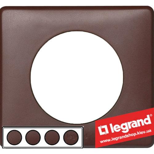 Рамка 4-я Legrand Celiane 68684 (мускат)