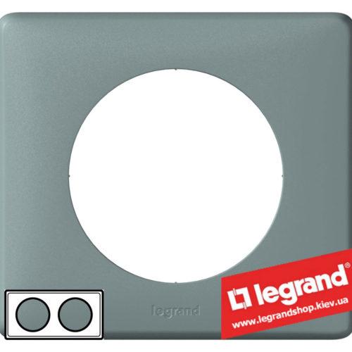 Рамка 2-я Legrand Celiane 68742 (грэй)