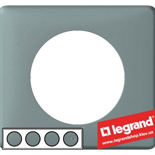Рамка 4-я Legrand Celiane 68744 (грэй)