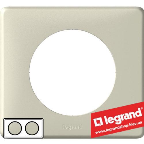Рамка 2-я Legrand Celiane 68752 (светло-бежевый)