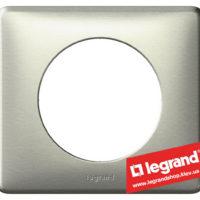 Рамка 1-я Legrand Celiane 68901 (титан)