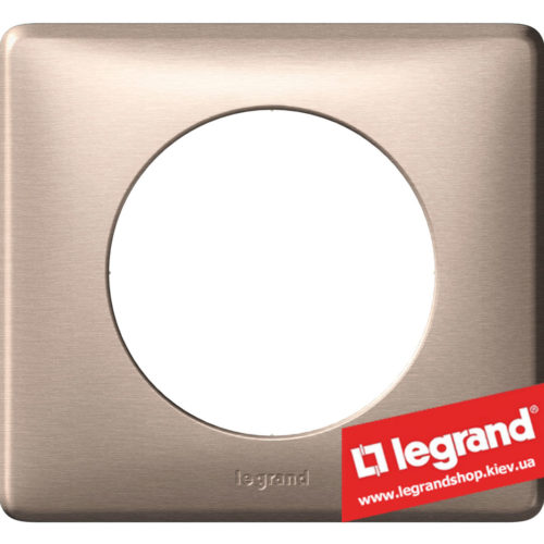 Рамка 1-я Legrand Celiane 68941 (слюда)