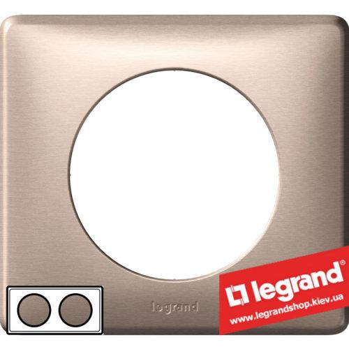 Рамка 2-я Legrand Celiane 68942 (слюда)