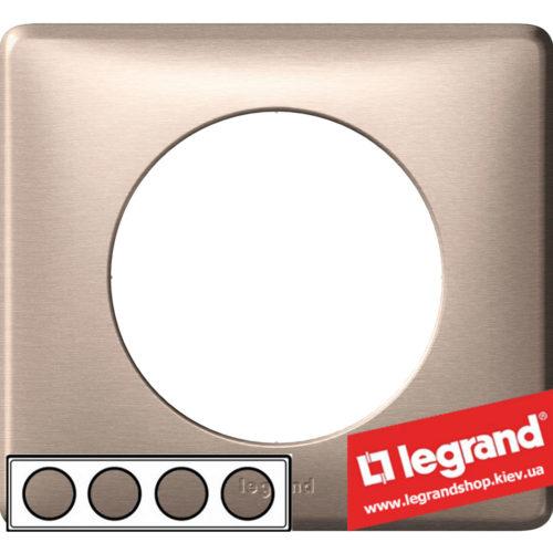 Рамка 4-я Legrand Celiane 68944 (слюда)