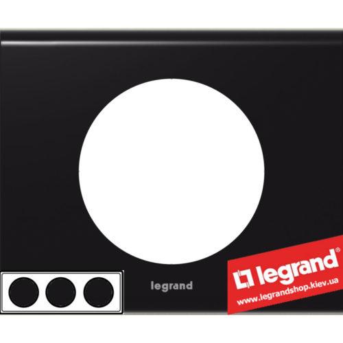 Рамка 3-я Legrand Celiane 69153 (corian® nocturne)