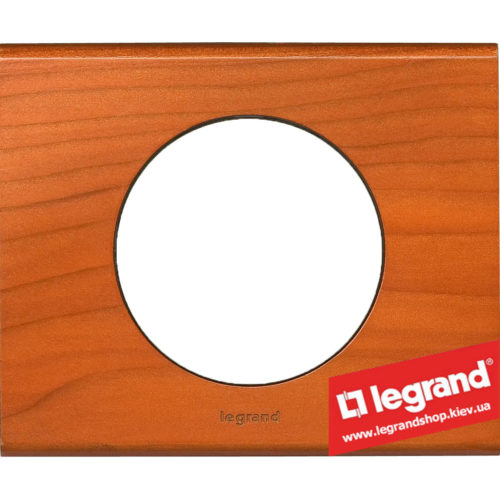 Рамка 1-я Legrand Celiane 69171 (кедр)