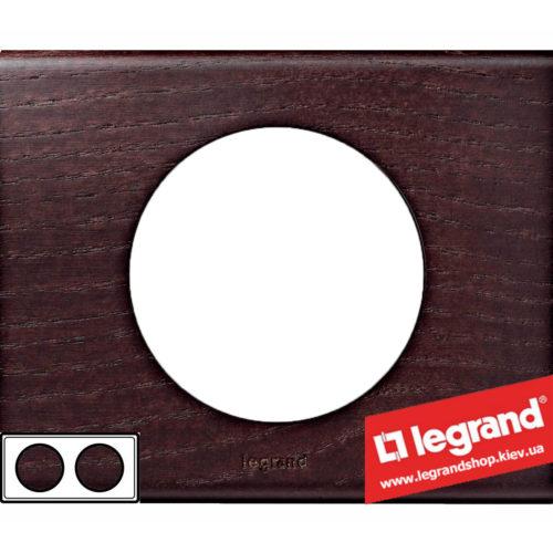 Рамка 2-я Legrand Celiane 69202 (венге)