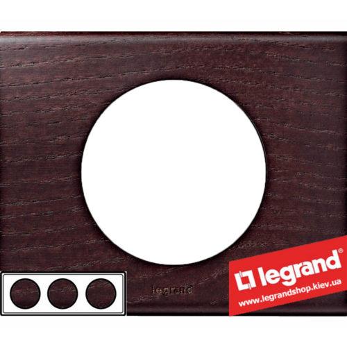 Рамка 3-я Legrand Celiane 69203 (венге)
