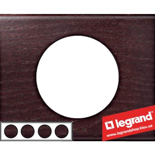 Рамка 4-я Legrand Celiane 69204 (венге)