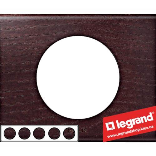 Рамка 5-я Legrand Celiane 69205 (венге)