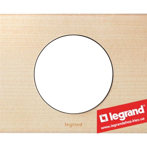 Рамка 1-я Legrand Celiane 69211 (клен)