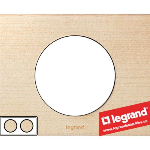 Рамка 2-я Legrand Celiane 69212 (клен)
