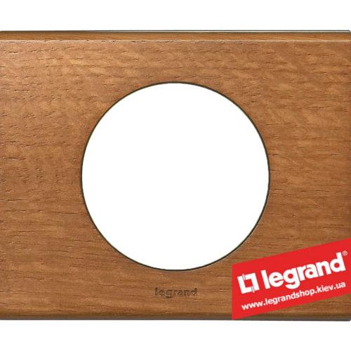 Рамка 1-я Legrand Celiane 69231 (дуб)