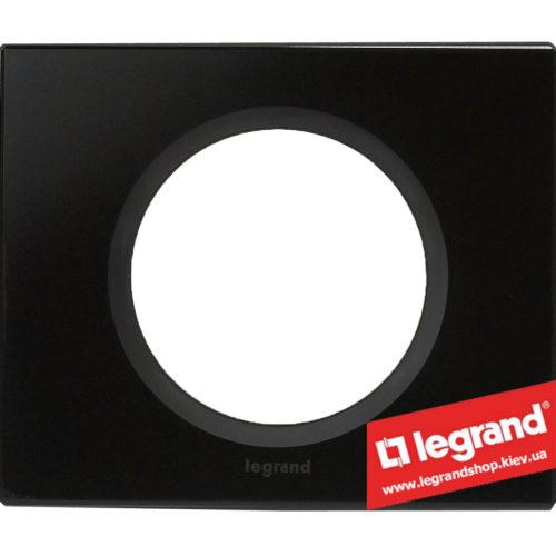 Рамка 1-я Legrand Celiane 69301 (смальта графит)