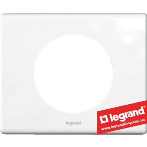 Рамка 1-я Legrand Celiane 69321 (фарфор)