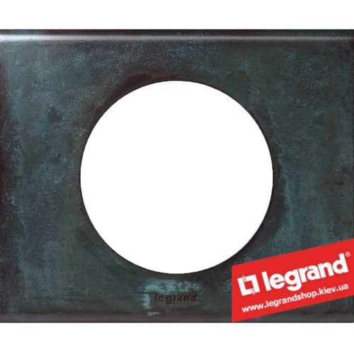 Рамка 1-я Legrand Celiane 69271 (патина медь)