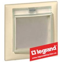 Рамка влагозащищенная IP44 Legrand Valena 774350 (слоновая кость)