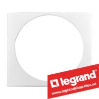 Универсальная лицевая панель Legrand Valena 46.5 мм (белая)