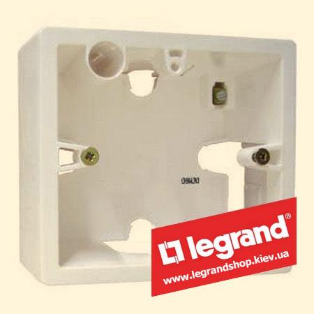 Корпус для наружной установки Legrand Valena 1 пост (слоновая кость)