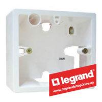 Корпус для наружной установки Legrand Valena 1 пост (белый)