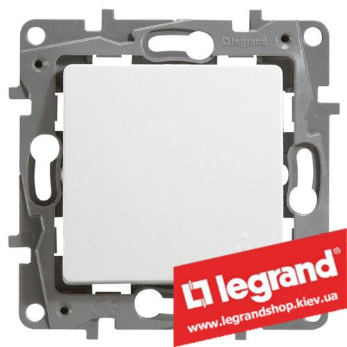 Переключатель на 2 направления Legrand Etika 10А IP44 (белый)