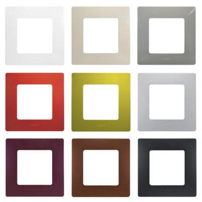 Legrand-Etika™-цветные-рамки