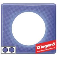 Рамка 2-я Legrand Celiane 66662 (лиловый муар)