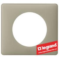 Рамка 1-я Legrand Celiane 66711 (грин перкаль)