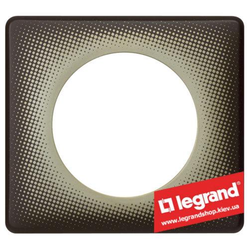 Рамка 1-я Legrand Celiane 66740 (градиент)